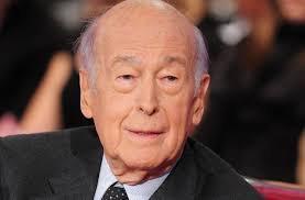 Giscard d'Estaing Un Grand Homme viens de nous Quitter