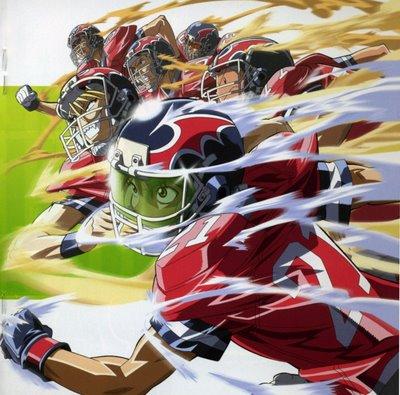 Une petite image de mes mangas de sport que j'aime