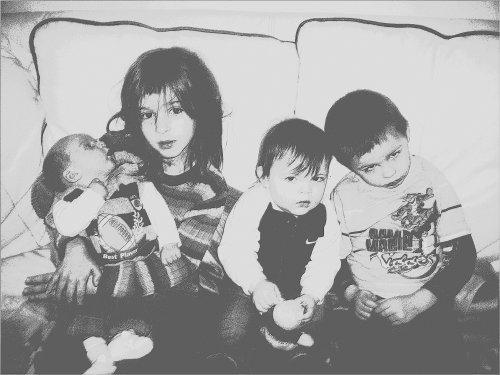 mais 4 bebes