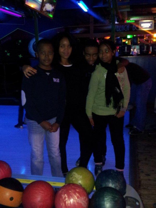 Laa Family au bolling