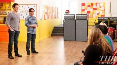 Cory Monteith au Glee Project Saison 2