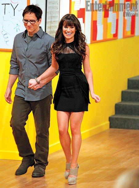 Lea Michele au Glee Project Saison 2