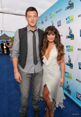 Lea & Cory  au Do Something Awards 2012