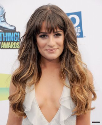 Lea Michele Do Something Awards 2012