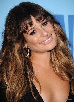 Lea Michele A La Première De La Saison 4