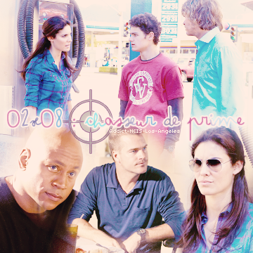 (c) Addict-NCIS-Los-Angeles.  Saison 2 : Épisodes 05, 06, 07 & 08 !