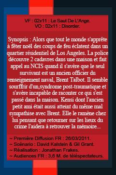 (c) Addict-NCIS-Los-Angeles.  Saison 2 : Épisodes 09, 10, 11 & 12 !
