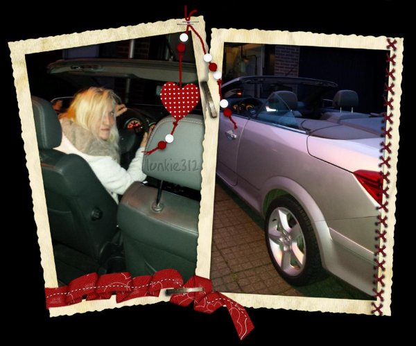♥ Ma voiture opel astra cabrio ♥
