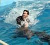 Bain de dauphin <3