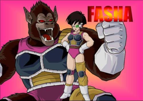 Fasha : membre des troupes d'élite de Bardock.