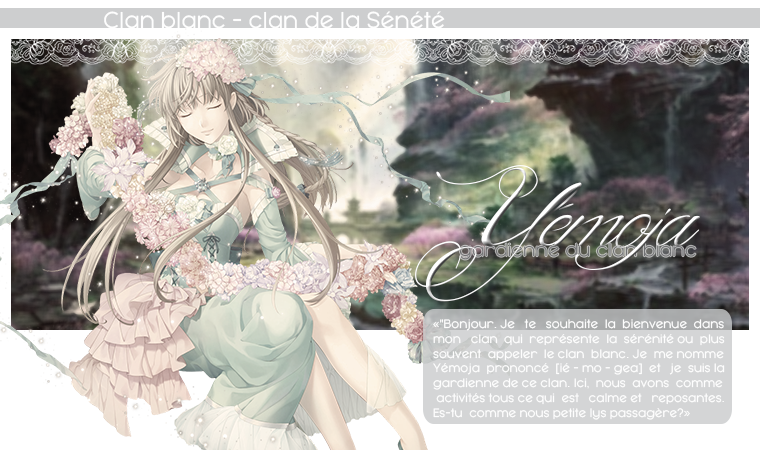 LE CLAN BLANC