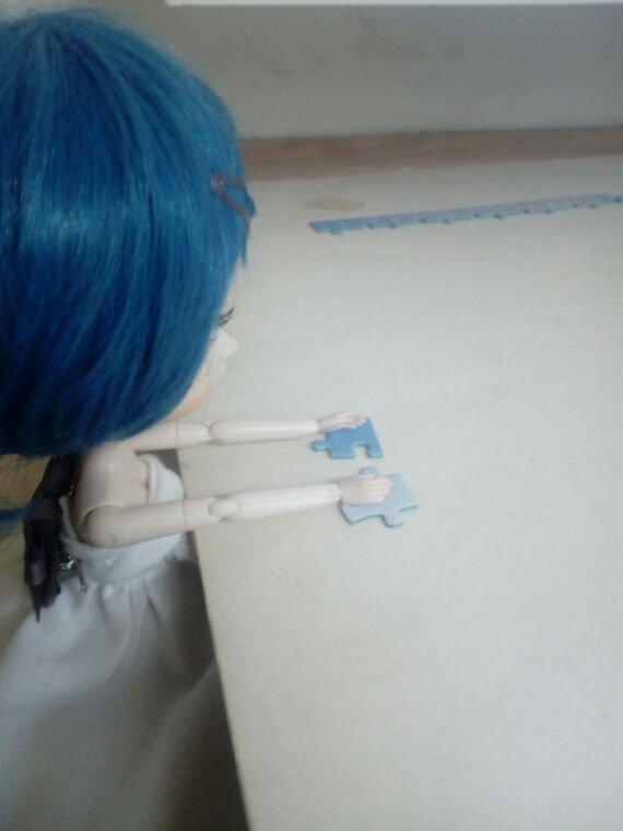 Rei et le puzzle