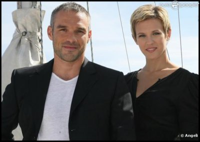 Lorie et Philippe Bas