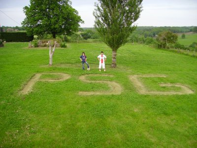 ma pelouse en 2007