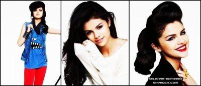 """Nouveau photoshoot de Selena pour """"Cosmopolitan"""""""