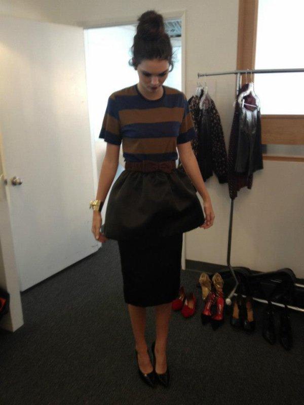 Kendall Pour Block Magazine