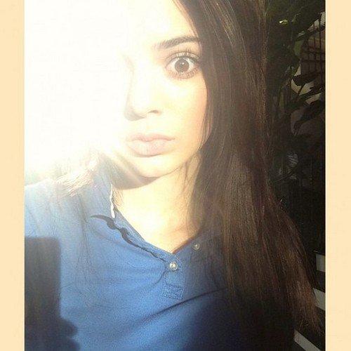 Photo en vrac  posté par Kendall sur les réseaux sociaux .