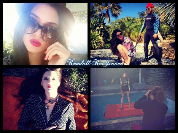 Nouvelles photos personnelles de Kendall.