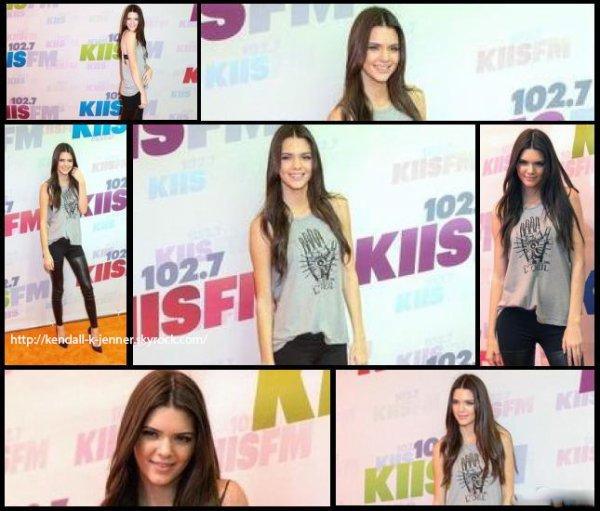 Rattrapage des news de Kendall