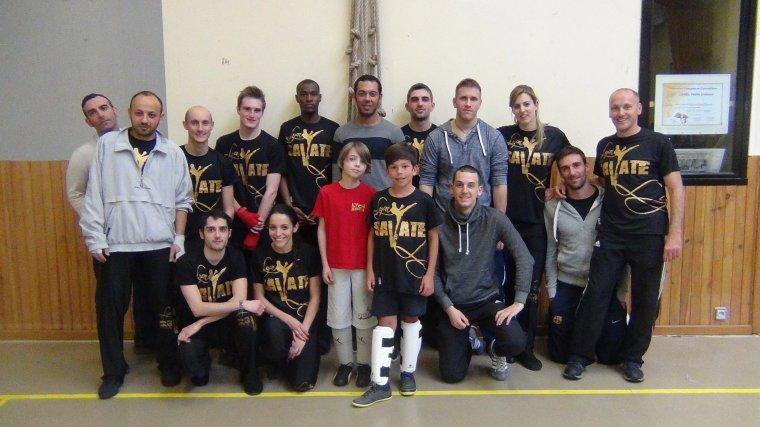 1er tour Challenge du Rhône et Interclubs Jeunes - 05/01/14