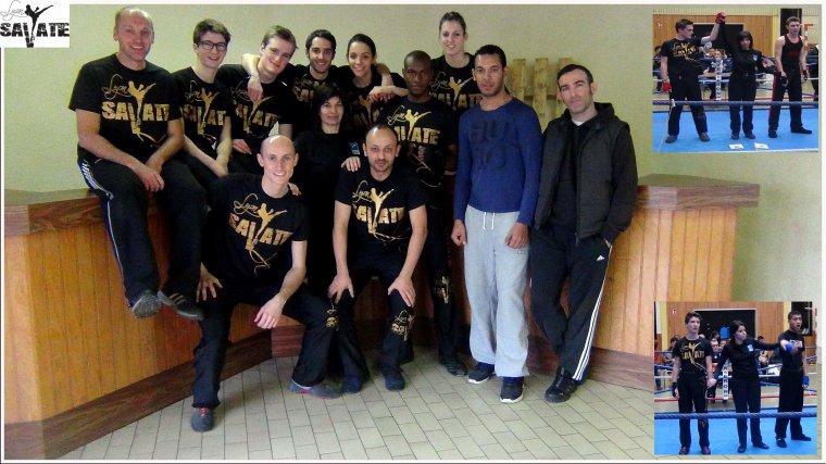 2ème tour du Challenge & Championnat du Rhône Jeunes - 19/01/14