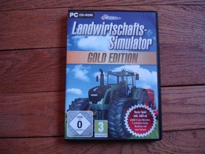 Landwirtschafts-Simulator gold édition 2009