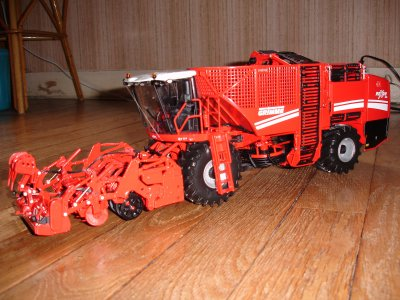 Arracheuse a betteraves Grimme Rexor 620