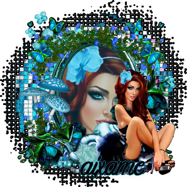 BELLES CREATIONS D'AIXAME ♥ MERCI DU BEAU PARTAGE ♥