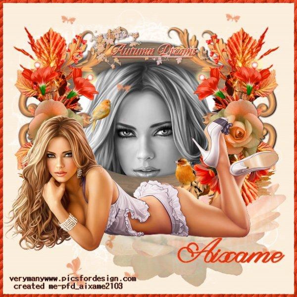 TRES BELLES CREATIONS D'AIXAME ♥ http://aixame.skyrock.com/