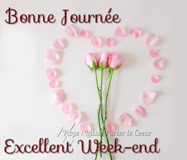 BON WEEK♥END