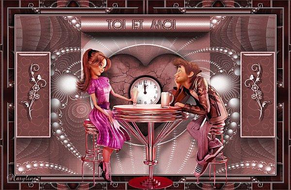 BELLES CREATIONS DE MON AMIE MARYLINE ♥ http://1954maryline.skyrock.com/