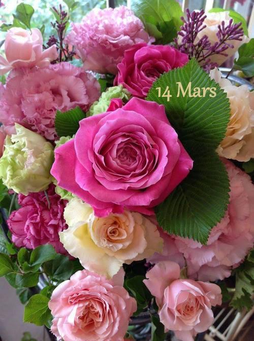 JOLI MARDI 14 MARS...