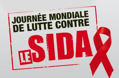 JOURNEE MONDIALE DE LUTTE CONTRE LE SIDA...
