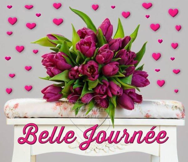 BELLE JOURNEE DU 6 AVRIL...