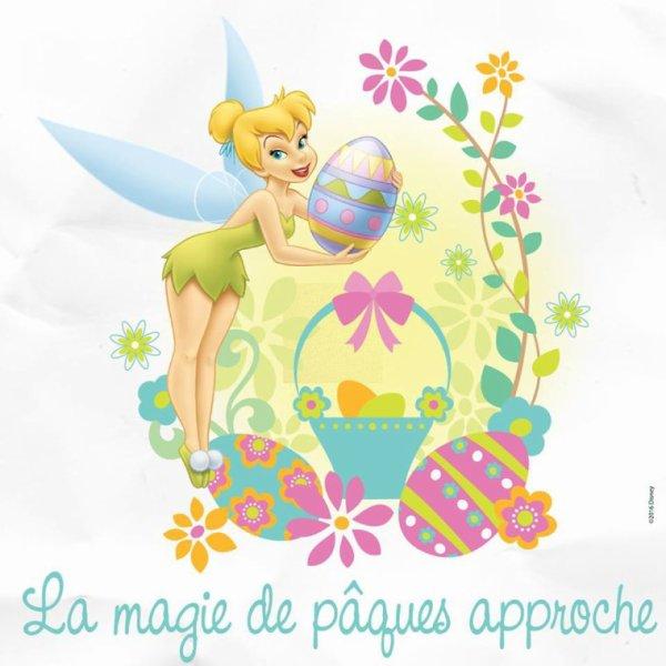 La magie de Pâques approche...