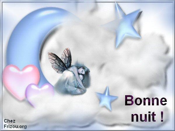 BONNE NUIT LES AMI(E)S...