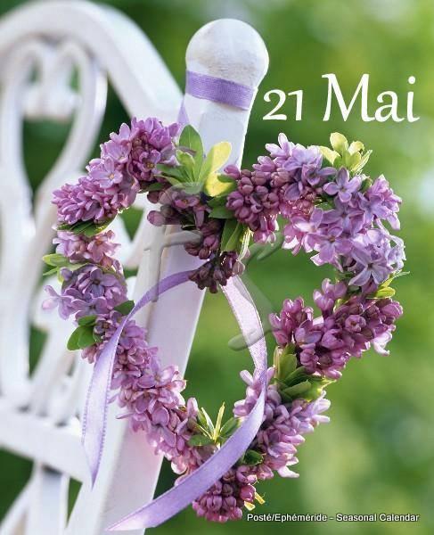 21 MAI... BELLE JOURNEE...