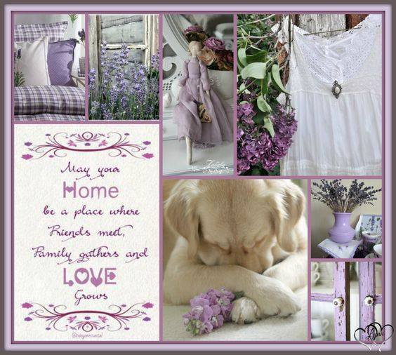 HOME & LOVE... MAISON & AMOUR...