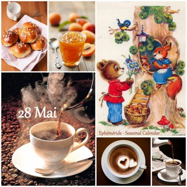 DIMANCHE 28 MAI...