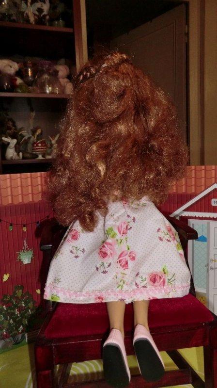 POUPEE TEEN TRENDS de Mattel OFFERTE PAR MA FILLE MARLENE & JOLIMENT HABILLEE PAR ELLE ♥ J'ADORE
