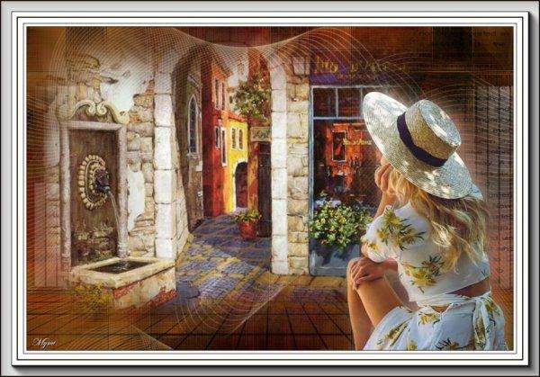 BELLES CREATIONS DE MON AMIE MYMI ♥ Je vous conseille de découvrir son Blog ♥ Lien ci-dessous