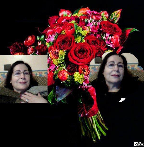 CADEAU DE MON AMIE MARIE-THERESE ♥