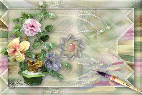 BELLES CREATIONS Trouvées sur le Net ♥ 1/2