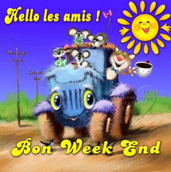 BON WEEK END...