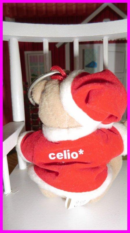 12 OURSONS CELIO - Porte-clefs - 2/3