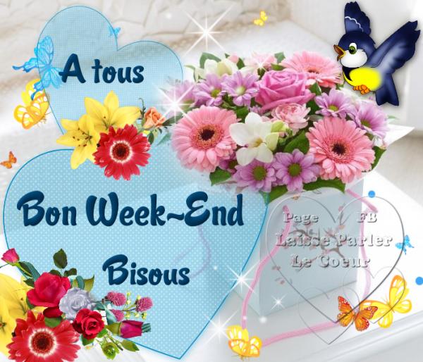BON WEEK-END DU 6 AOUT...
