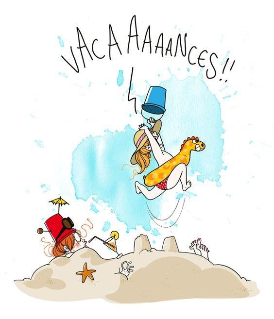 VACANCESSSS !!!