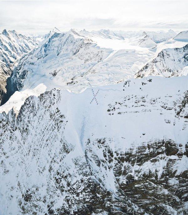 A l'occasion des 150 ans de la 1ère ascension du Matterhorn (Mont Cervin)....  2/2