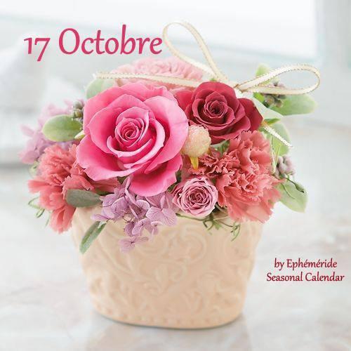 BON MARDI 17 OCTOBRE ♥ BON APPETIT...
