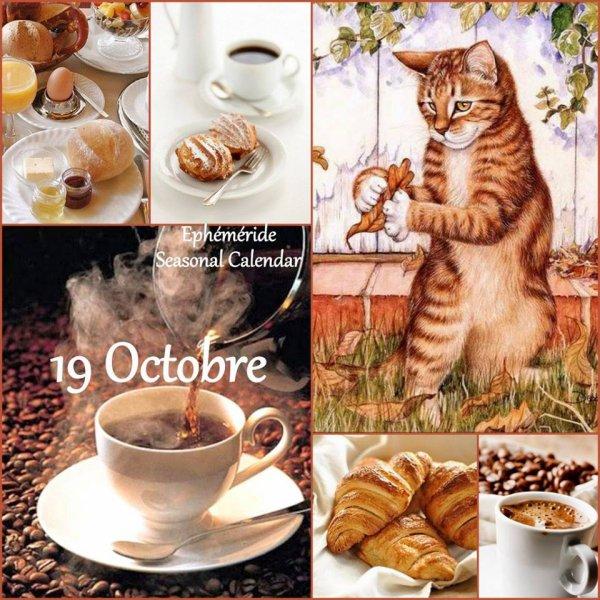 19 OCTOBRE...